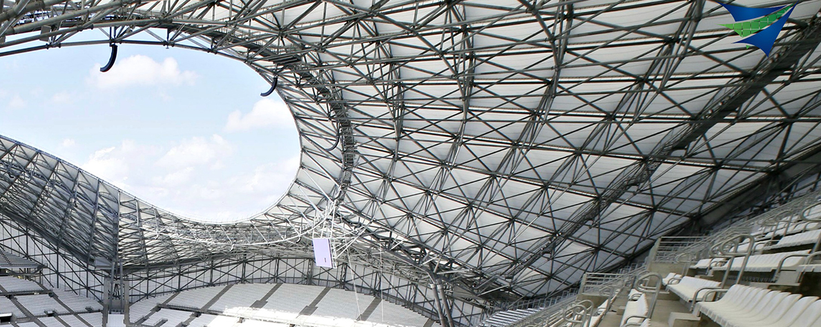 Stadium and Spectator Protection - Tensile Structure Systems
