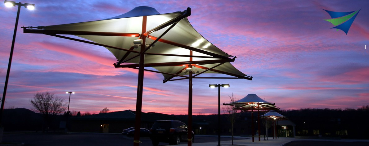 Tensile Structure Systems Fabric Architecture Roof