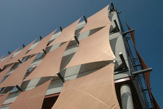 Tensile Screening Amp Facades Tensile Structure Systems