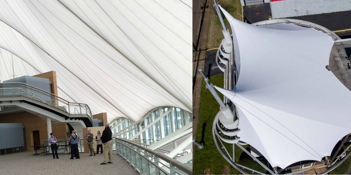Tensile Structure Systems Custom And Pre Designed